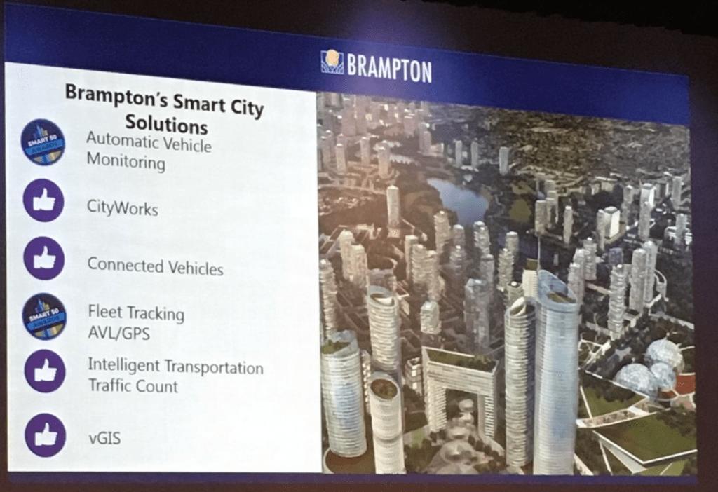 smart cities brampton