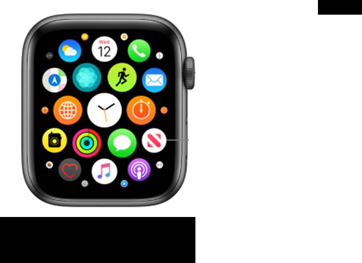 Apple watch poor UI example