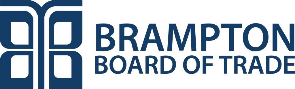 Brampton board of trade logo