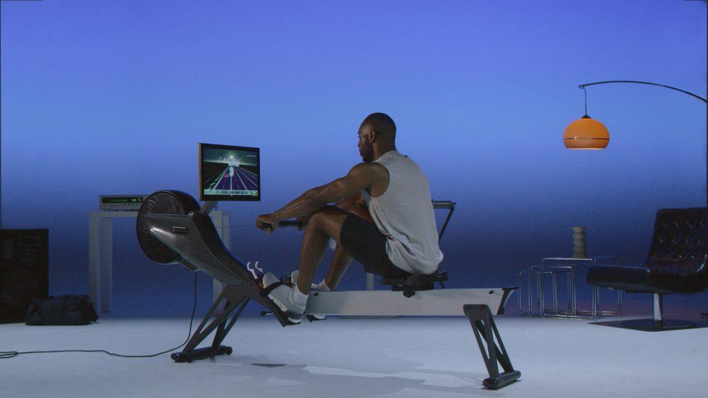 Aviron rower