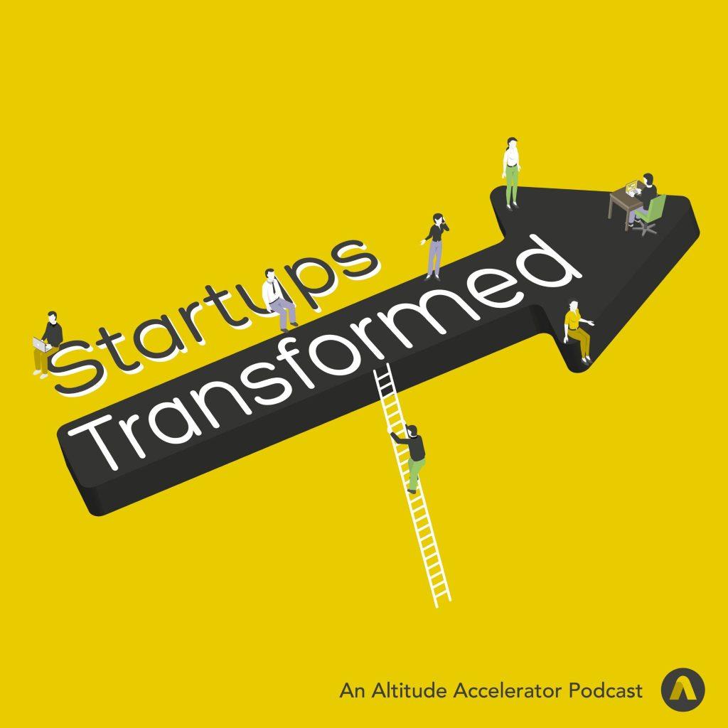Startups Transformed Podcast Artwork