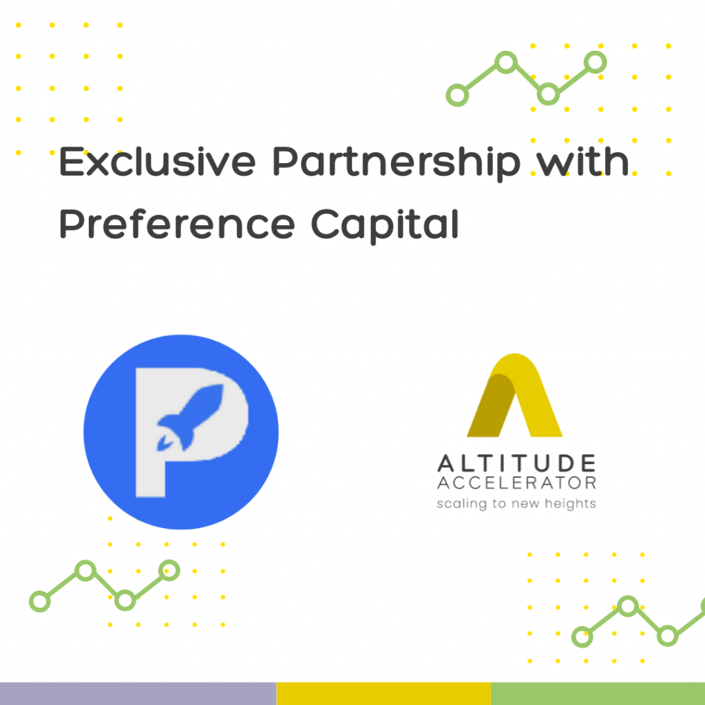Preference Capital and Altitude Accelerator Partnership